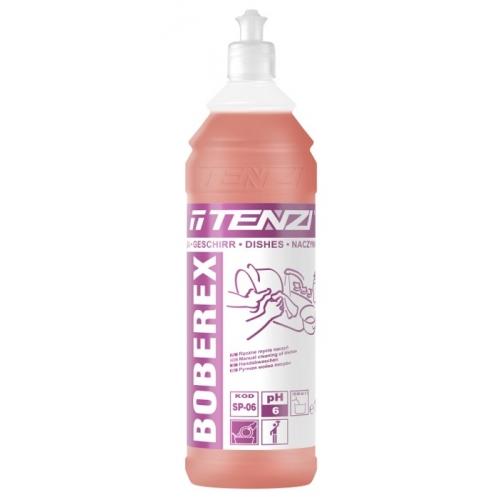 PŁYN DO NACZYŃ BOBEREX 1L Płyn do mycia naczyń TENZI...