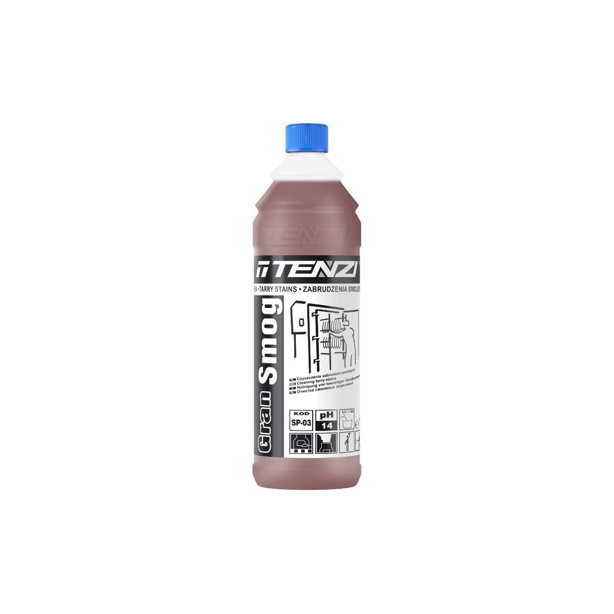 PŁYN DO GRILLA GRAN SMOG 1L Preparat do czyszczenia grilli TENZI - SP-03/001