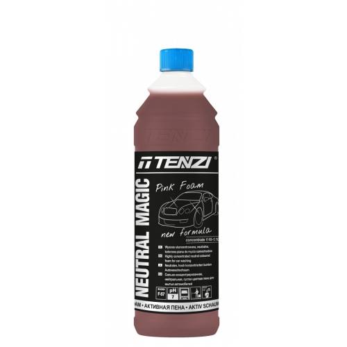 PŁYN DO SAM. NEUTRAL FOAM PINK 1L Aktywna piana TENZI - F-57/001