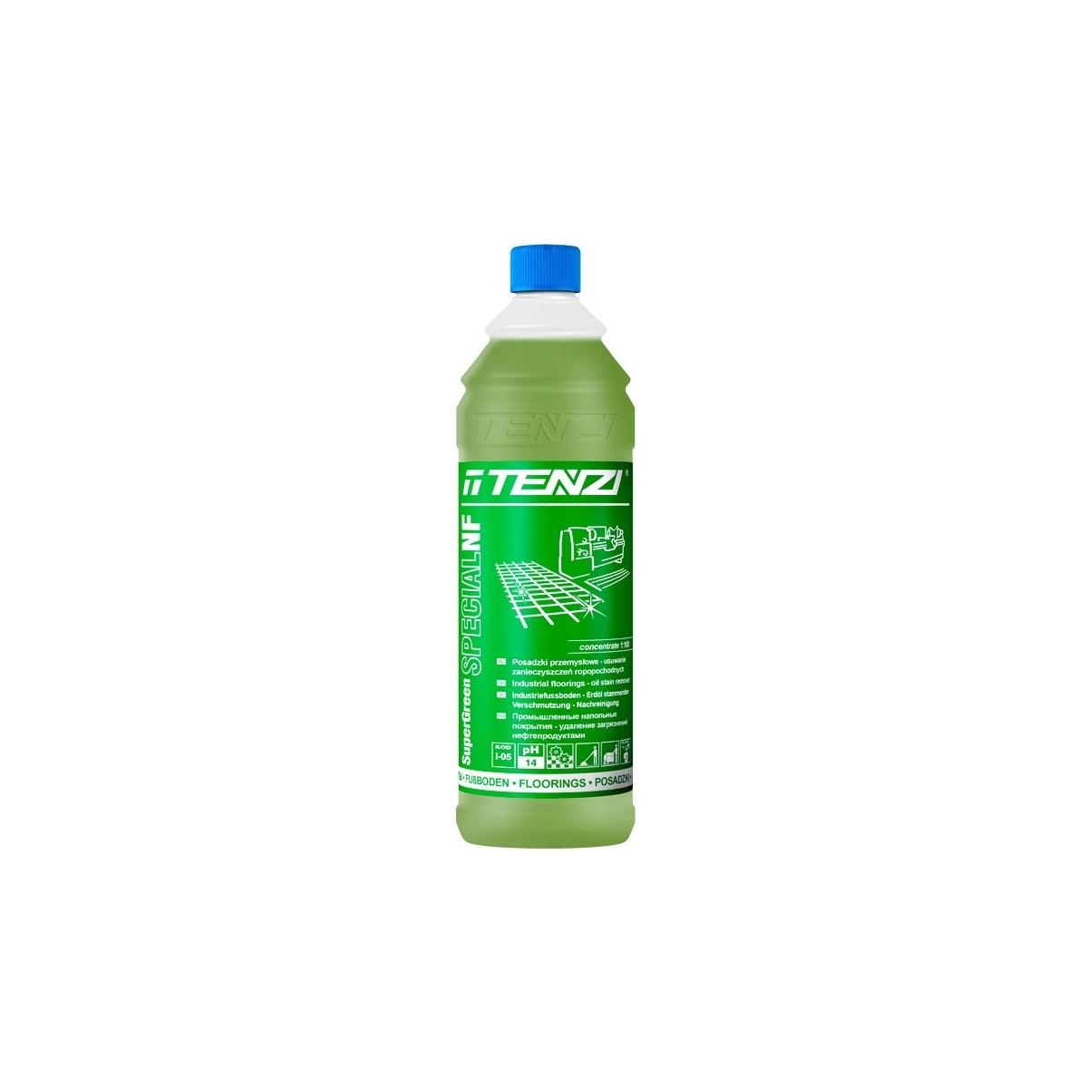 PŁYN DO PODŁÓG S-G-S NF 1L Płyn do podłóg TENZI - I05-001
