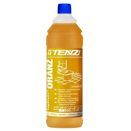 PŁYN DO PODŁÓG T-E ORANŻ 1L Płyn do podłóg TENZI - B-01/001