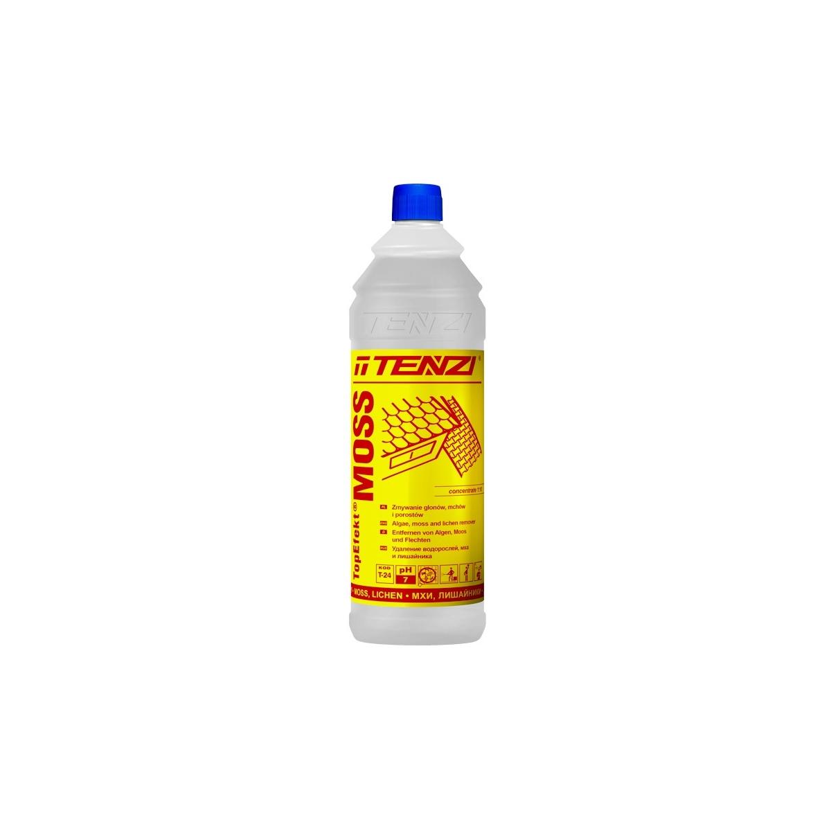 PŁYN DO MCHU T-E MOSS 1L Preparat do usuwania grzybów TENZI - T-24/001