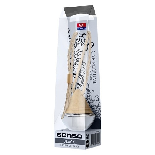 ZAPACH WOOD SENSO CAR GEL 8ML BLACK ZAPACH WOOD SENSO CAR GEL...
