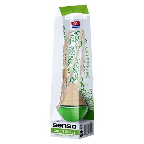 ZAPACH WOOD SENSO CAR GEL 8ML GREEN GRASS ZAPACH WOOD SENSO CAR GEL 8 ML