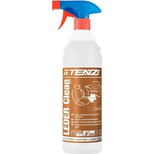 PŁYN DO SKÓRY LEDER CLEAN GT 0.6L ROZP. Płyn do czyszczenia skór...