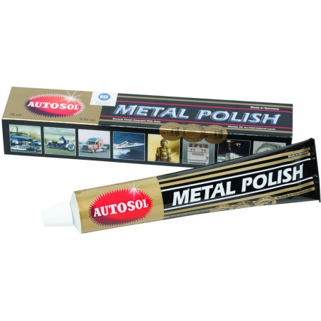 PASTA AUTOSOL METALPOLISH 75ML PASTA AUTOSOL METALPOLISH 75ML