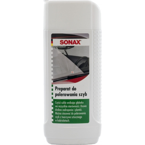 PREPARAT DO POLEROWANIA SZYB 250ML PREPARAT DO POLEROWANIA...