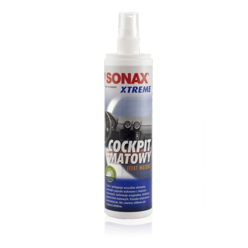 PŁYN DO PLAST. SONAX MAT 300ML X-TREME SPRAY PŁYN SONAX MAT 300 ML,...