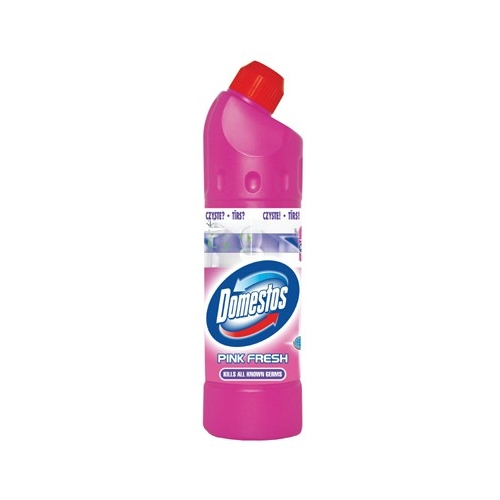 PŁYN DO WC DOMESTOS 750ML PINK PŁYN DO WC DOMESTOS 750ML PINK