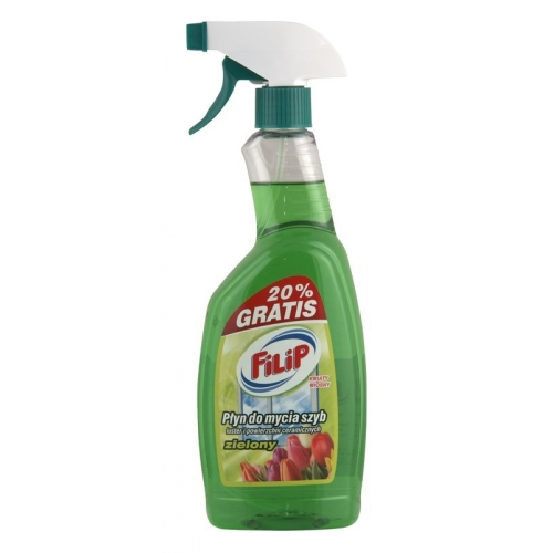 PŁYN DO SZYB FILIP 750ML ZIEL. ROZP. PŁYN DO SZYB FILIP 750 ML,...