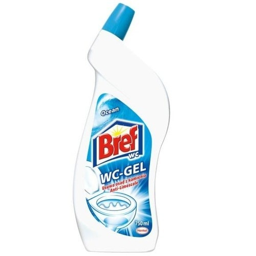 ŻEL DO WC BREF CLEANER 750ML OCEAN ŻEL DO WC BREF CLEANER...