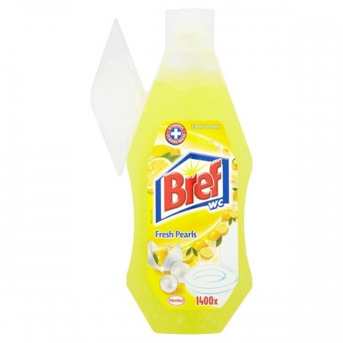 ŻEL DO WC BREF 360ML LEMON + KOSZYK ŻEL DO WC BREF 360 ML,...