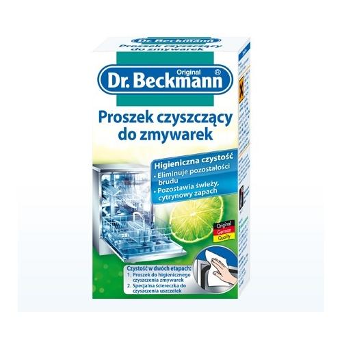 PROSZEK DO CZYSZCZ. ZMYWAREK DR.BECKMANN 75G PROSZEK DO CZYSZCZ....