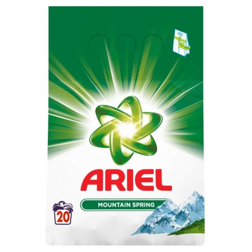 PROSZEK DO PRANIA ARIEL 1.5KG MOUNTAIN SPRING PROSZEK DO PRANIA ARIEL...
