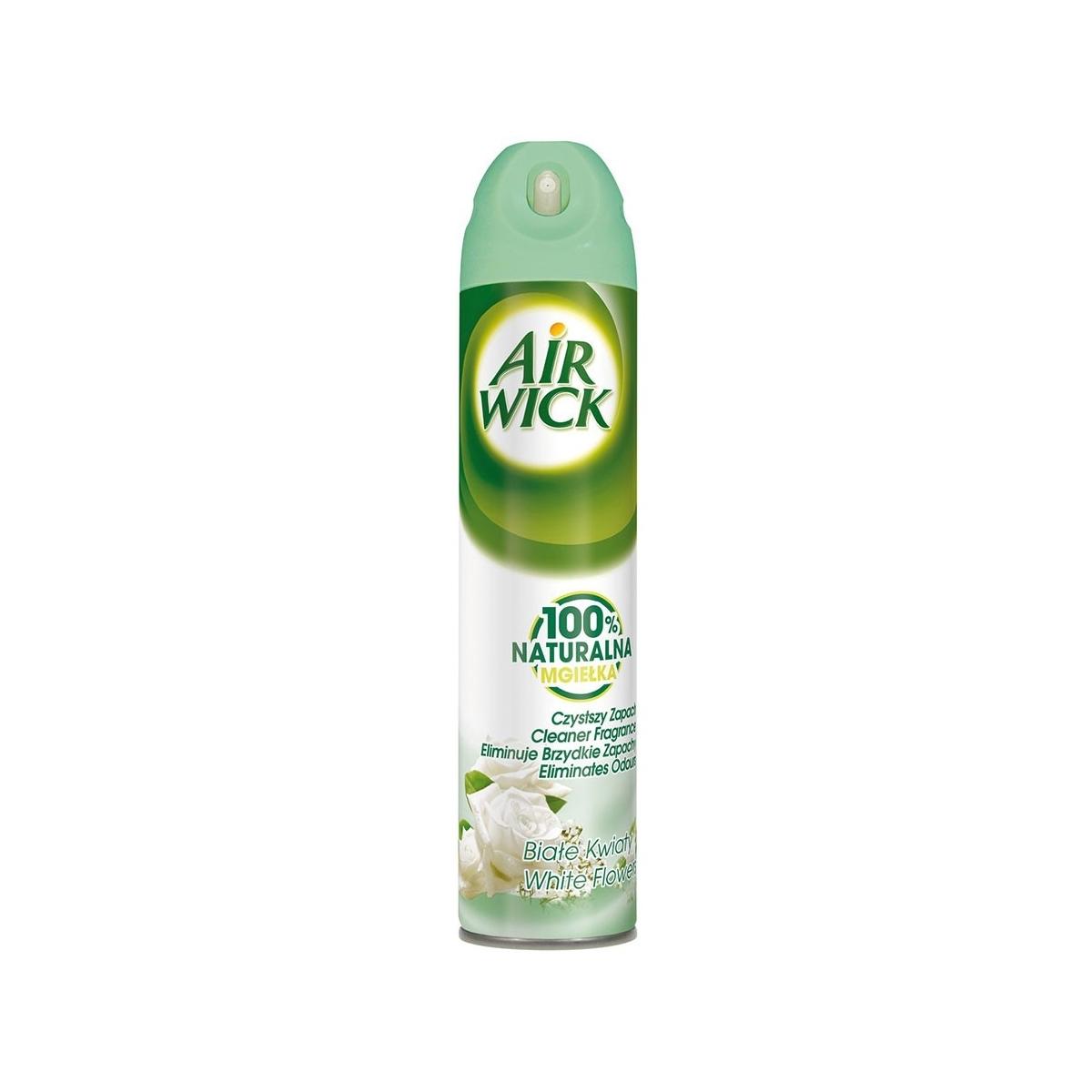 Odświeżacz 240 ml, Białe Kwiaty - Air Wick Odświeżacz 240 ml, Białe Kwiaty - Air Wick