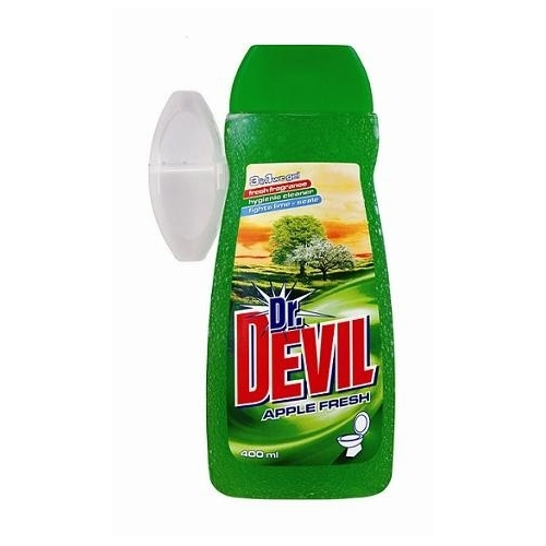 ŻEL DO WC DR. DEVIL 400ML + KOSZYK APPLE ŻEL DO WC DR. DEVIL 400 ML...