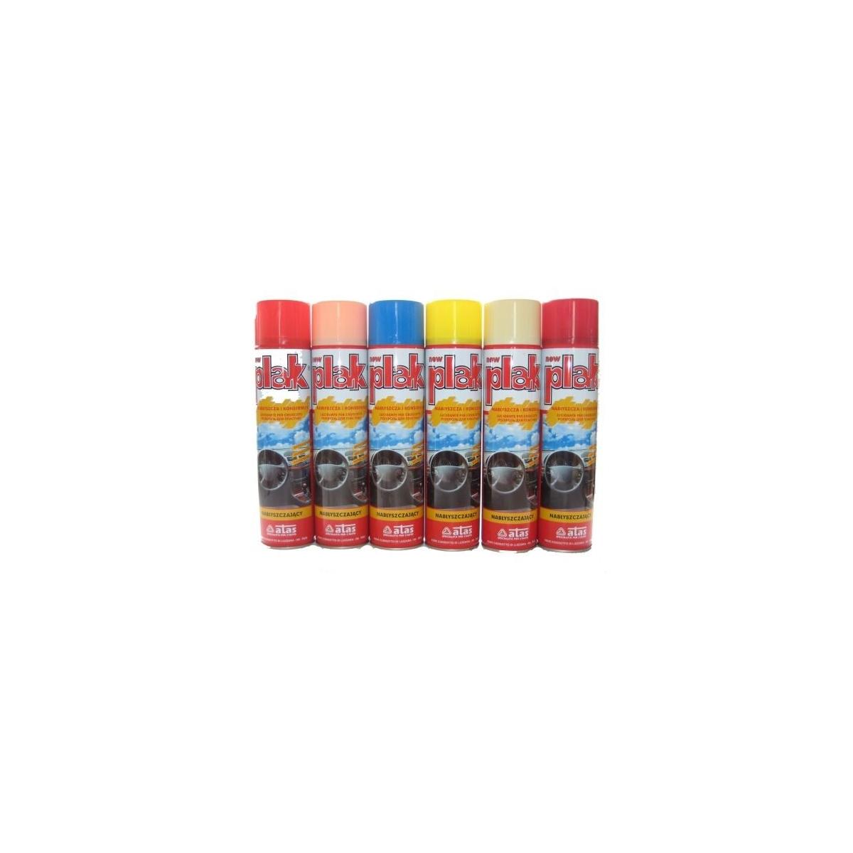 Spray 750 ml do pielęgnacji kokpitu - ATAS Spray 750 ml do pielęgnacji kokpitu - ATAS