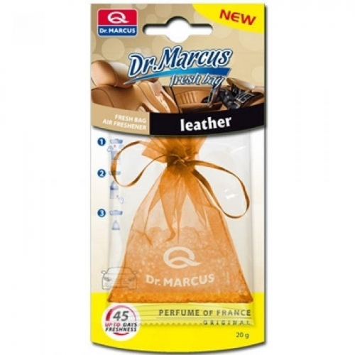 ZAPACH CAR PERF.SASZETKA 20G LEATHER ZAPACH CAR PERFUM, SASZETKA...