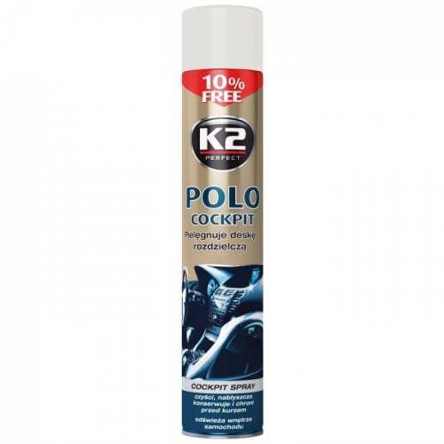 SPRAY DO PLAST. POLO COCKPIT 750ML SPRAY DO PLASTIKU - POLO...