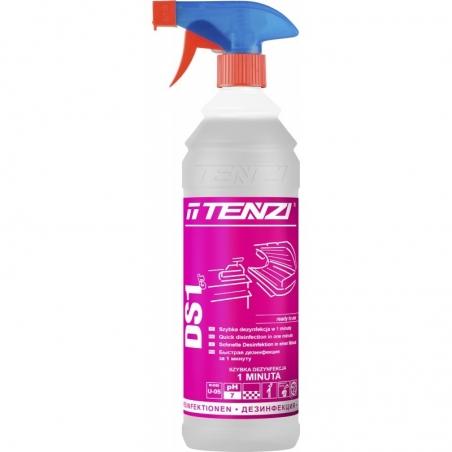 PŁYN DO DEZYNFEKCJI DS1 GT 0.6L Płyn do dezynfekcji TENZI - W-68/600