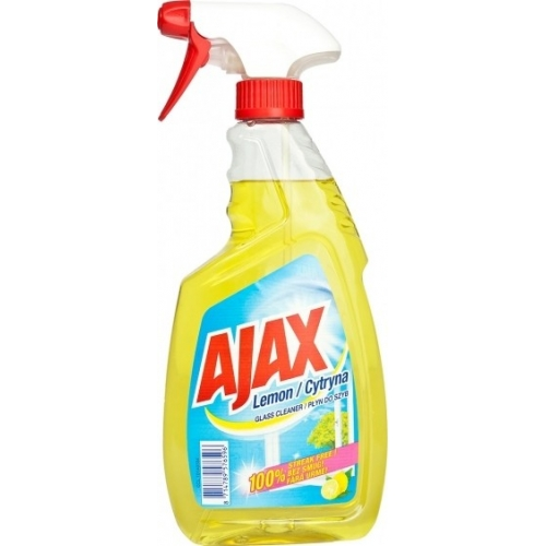 PŁYN DO SZYB AJAX 500ML CYTRYNA ROZP. PŁYN DO SZYB AJAX 500 ML,...