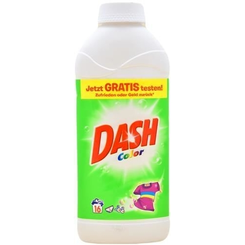 ŻEL DO PRANIA DASH 1.04L KOLOR ŻEL DO PRANIA DASH 1.04L KOLOR