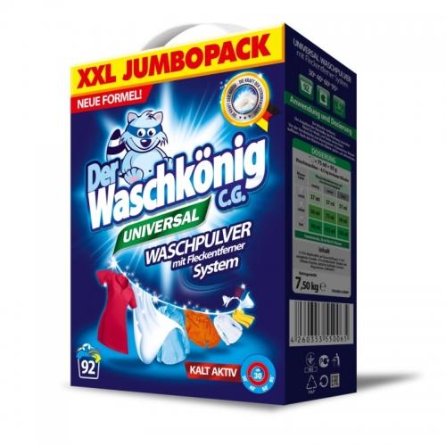 Proszek do prania uniwersalny 7,5 kg WASCHKONIG Proszek do prania...