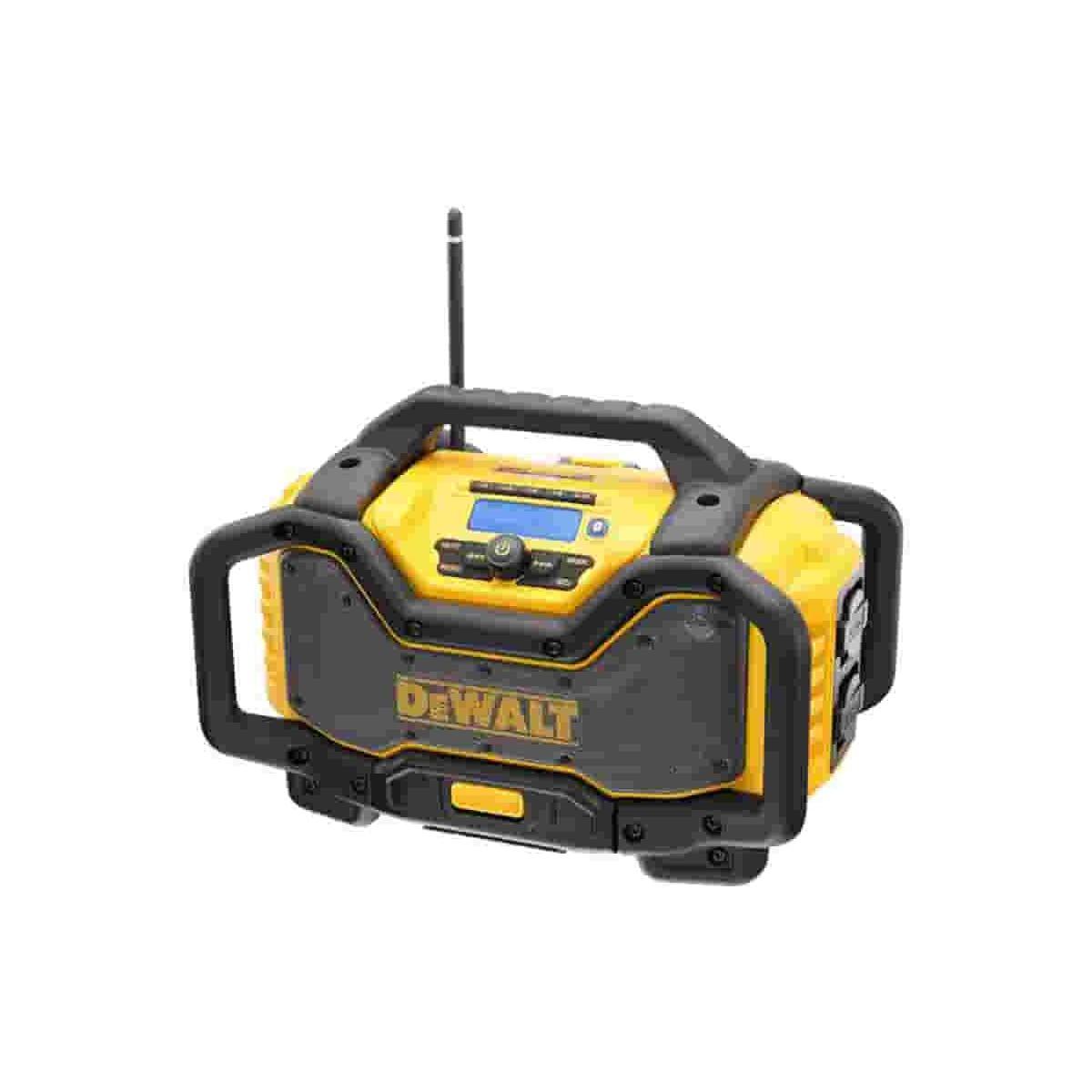 RADIO-ŁADOWARKA DCR027-QW DEWALT