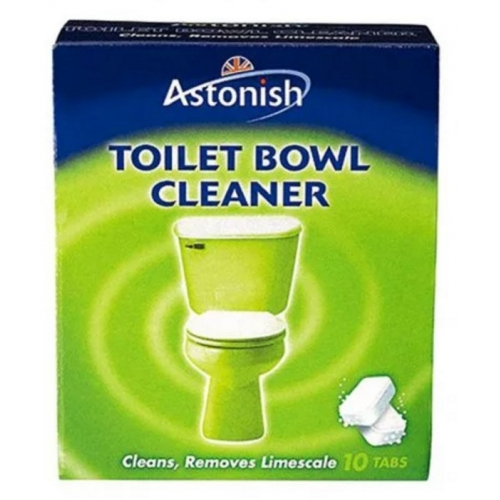 TABLETKI ASTONISH DO WC 10SZT. TABLETKI ASTONISH DO WC 10...