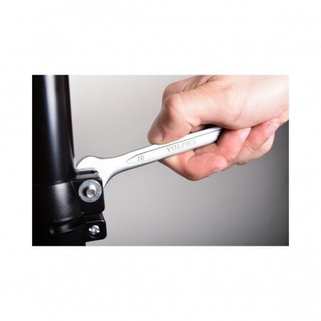 Klucze płasko - oczkowe 6 - 22 mm VOLPEX