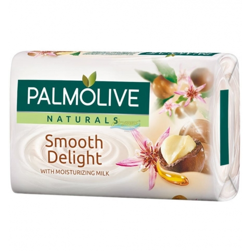 MYDŁO PALMOLIVE 90G SMOOTH DELIGHT WITH MILK MYDŁO PALMOLIVE 90 G