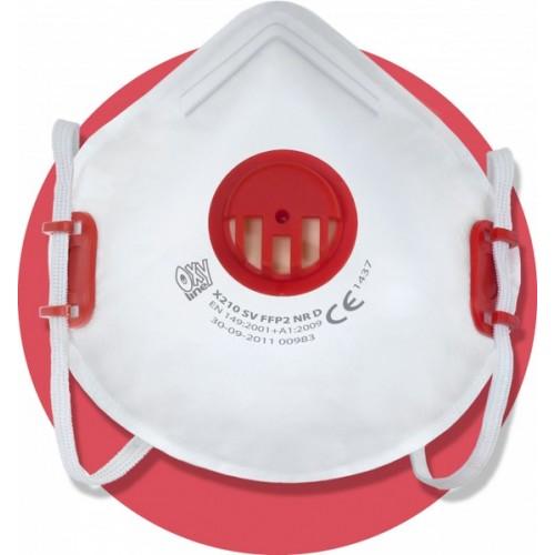Maska filtrująca VOLPEX - X210SVFFP2NRD Maska filtrująca VOLPEX -...