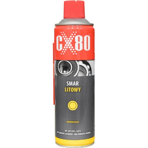 Smar litowy CX-80 - SL500ML Smar litowy CX-80 - SL500ML