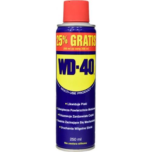 Środek smarujący WD-40 - 250 ml Środek smarujący WD-40 -...