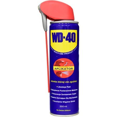 Środek smarujący WD-40 - 250 ml Środek smarujący WD-40 - 250 ml