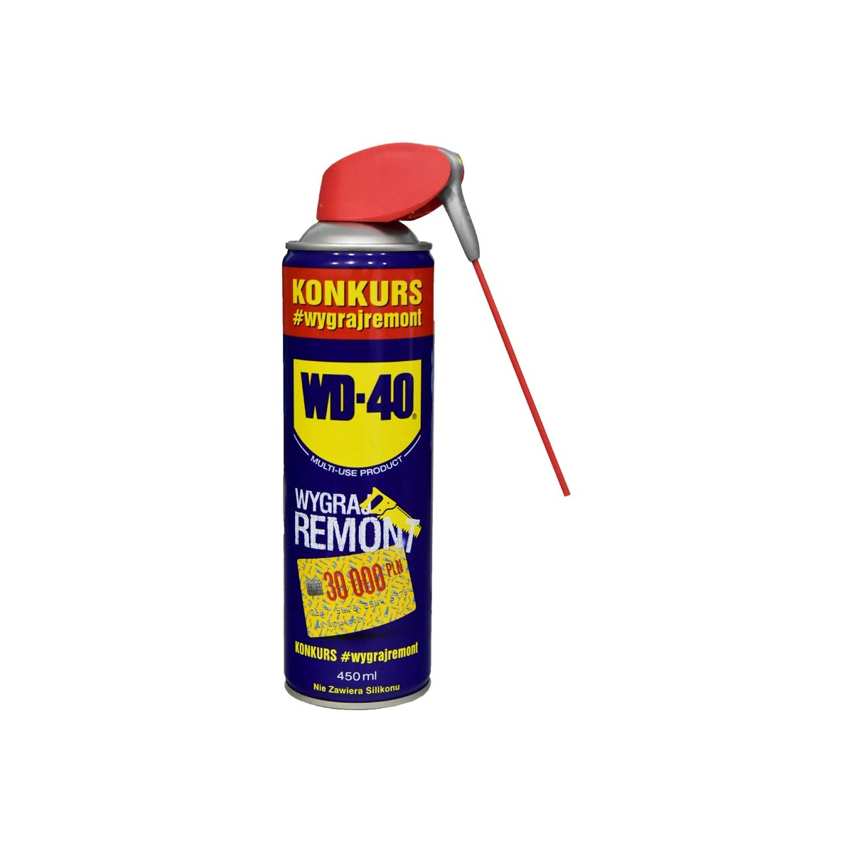 Środek smarujący WD-40 - 450 ml Środek smarujący WD-40 - 450 ml