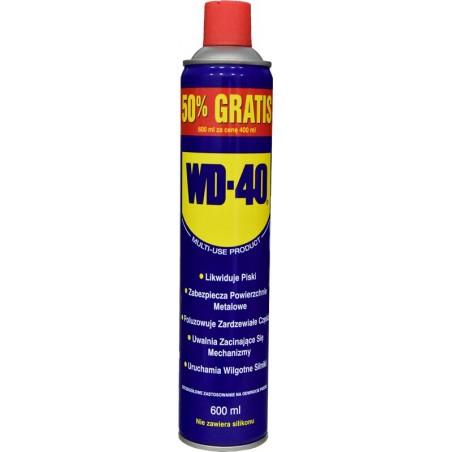 Środek smarujący WD-40 - 600 ml Środek smarujący WD-40 - 600 ml