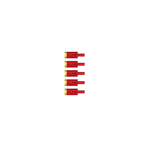 Zestaw adapterów dynamometrycznych easyTorque electric Wiha - 41479 Zestaw adapterów...