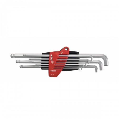 Zestawy kluczy trzpieniowych w uchwycie ProStar Wiha - 35480 Zestawy kluczy...