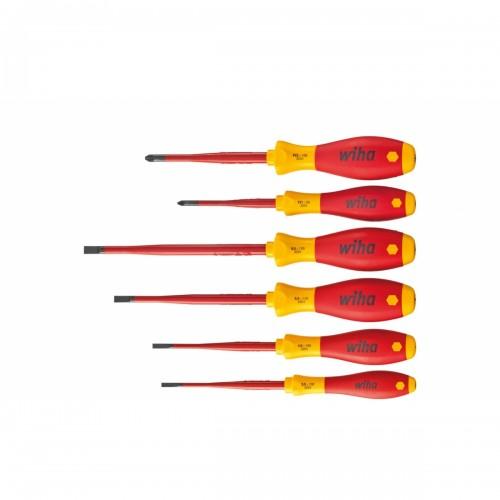 Zestaw wkrętaków SoftFinish electric slimFix Wiha - 36455 Zestaw wkrętaków SoftFinish...