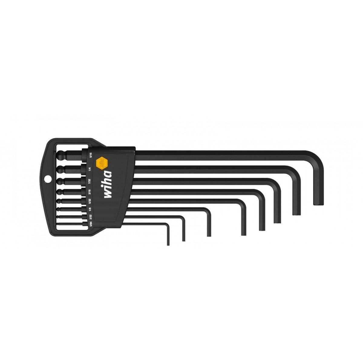 Zestaw kluczy trzpieniowych w uchwycie Classic Wiha - 02939 Zestaw kluczy trzpieniowych w uchwycie Classic Wiha - 02939