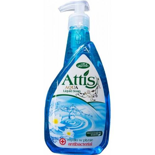 Mydło w płynie ATTIS antybakteryjne 400ml Mydło w płynie ATTIS...