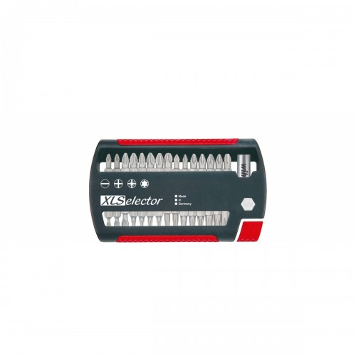 Zestaw bitów XLSelector Standard 25 mm Wiha - 29417 Zestaw bitów XLSelector...