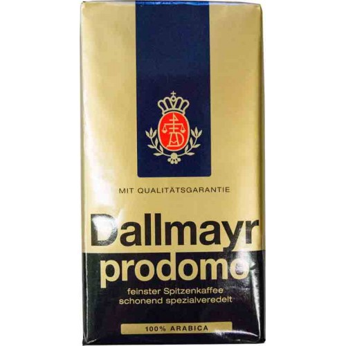 Kawa Dallmayr Prodomo 500g mielona Kawa Dallmayr Prodomo 500g