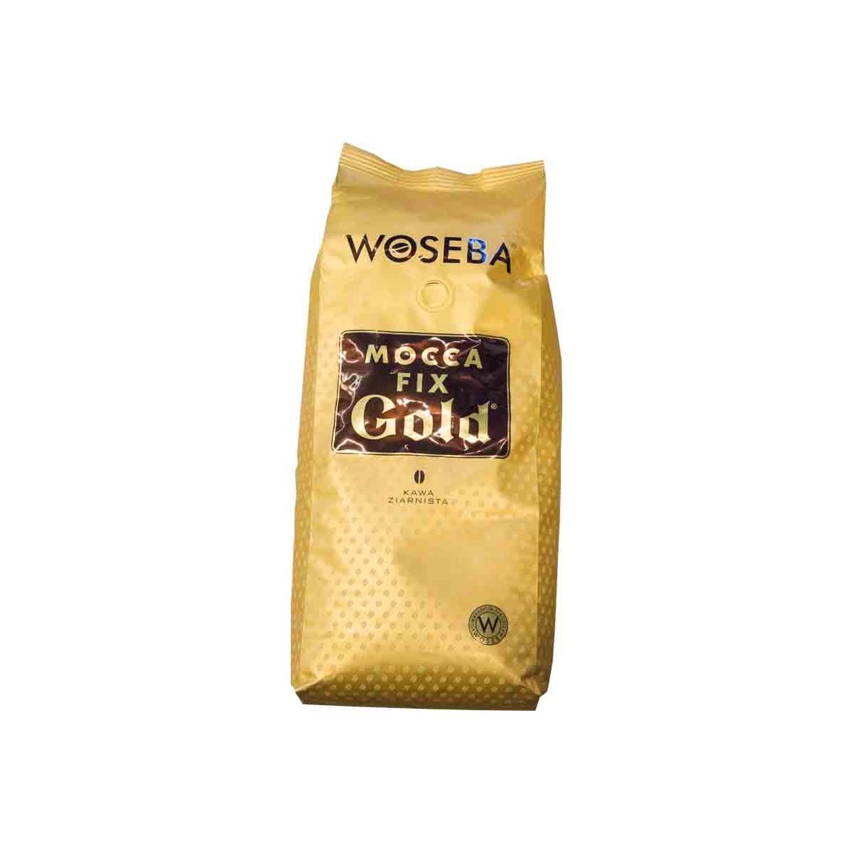KAWA WOSEBA MOCCA FIX 1KG ZIARNO Kawa Woseba Mocca fix 1kg