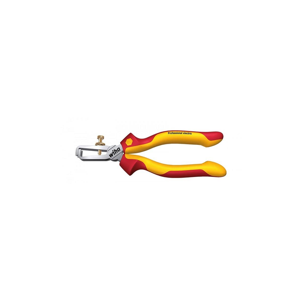 Szczypce do zdejmowania izolacji Professional electric Wiha - 26847 Szczypce do zdejmowania izolacji Professional electric Wiha - 26847