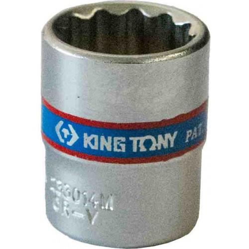 "Nasadka 1/4"", 14 x 24 mm KING TONY - 233014M Nasadka 1/4"", 14 x 24 mm..."