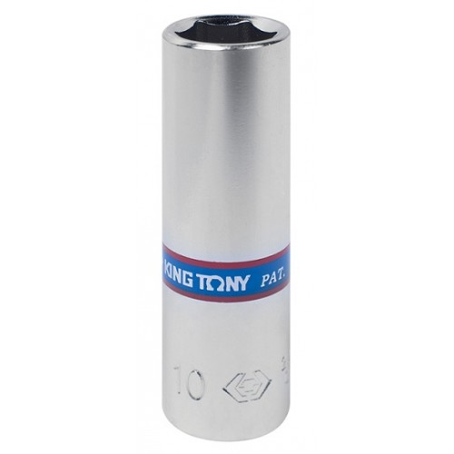 "Nasadka 1/4"", 10 x 50 mm KING TONY - 223510M Nasadka 1/4"", 10 x 50 mm..."