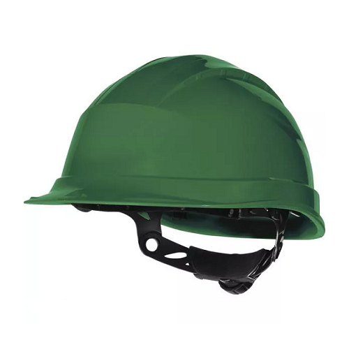 Kask ochronny zielony QUARTZ UP 3 - DELTA PLUS Kask ochronny zielony...