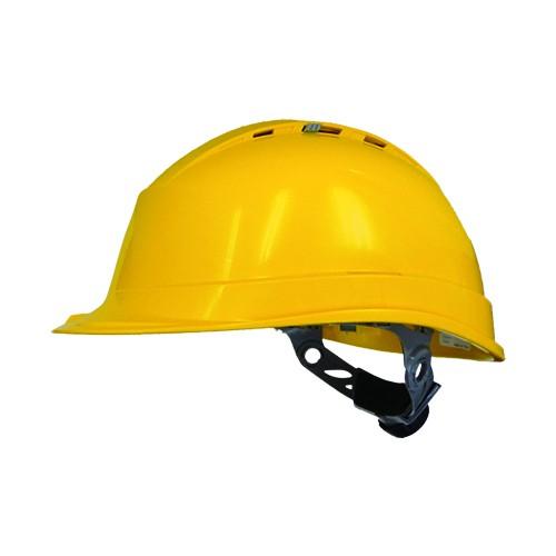 Kask ochronny żółty QUARTZ UP 4 - DELTA PLUS Kask ochronny żółty QUARTZ...